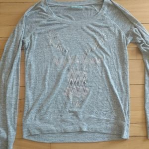 Maurice's pull over sweater large